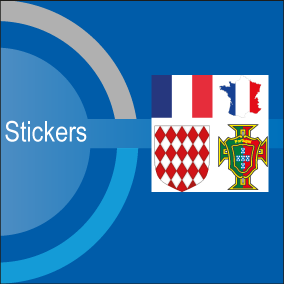 Stickers Pays